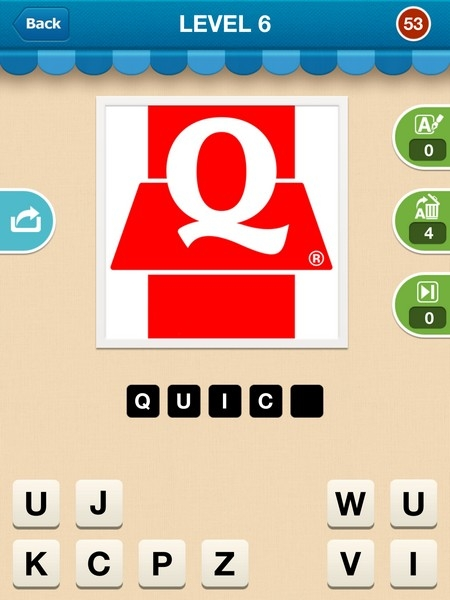 Hi Guess The Restaurant Cheats, Answers & Solutions: Level 51-60