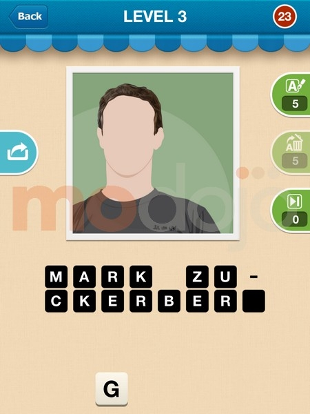 Celebrity guess cheats level 25
