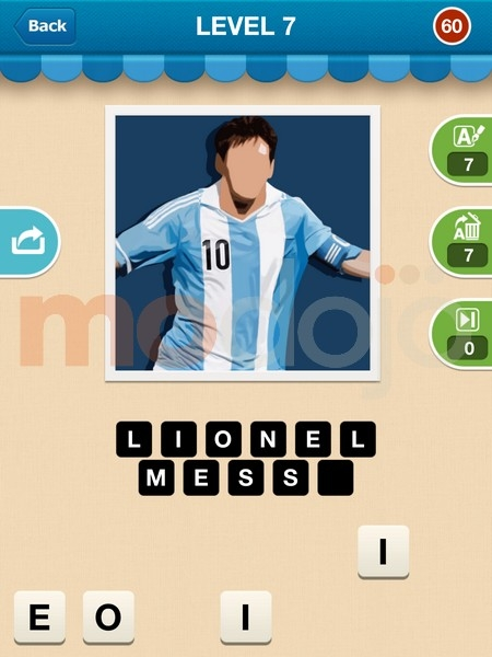 Celebrity guess cheat level 55