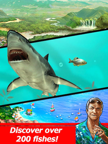 Ace fishing wild catch cheats and tips for Ace fishing cheats