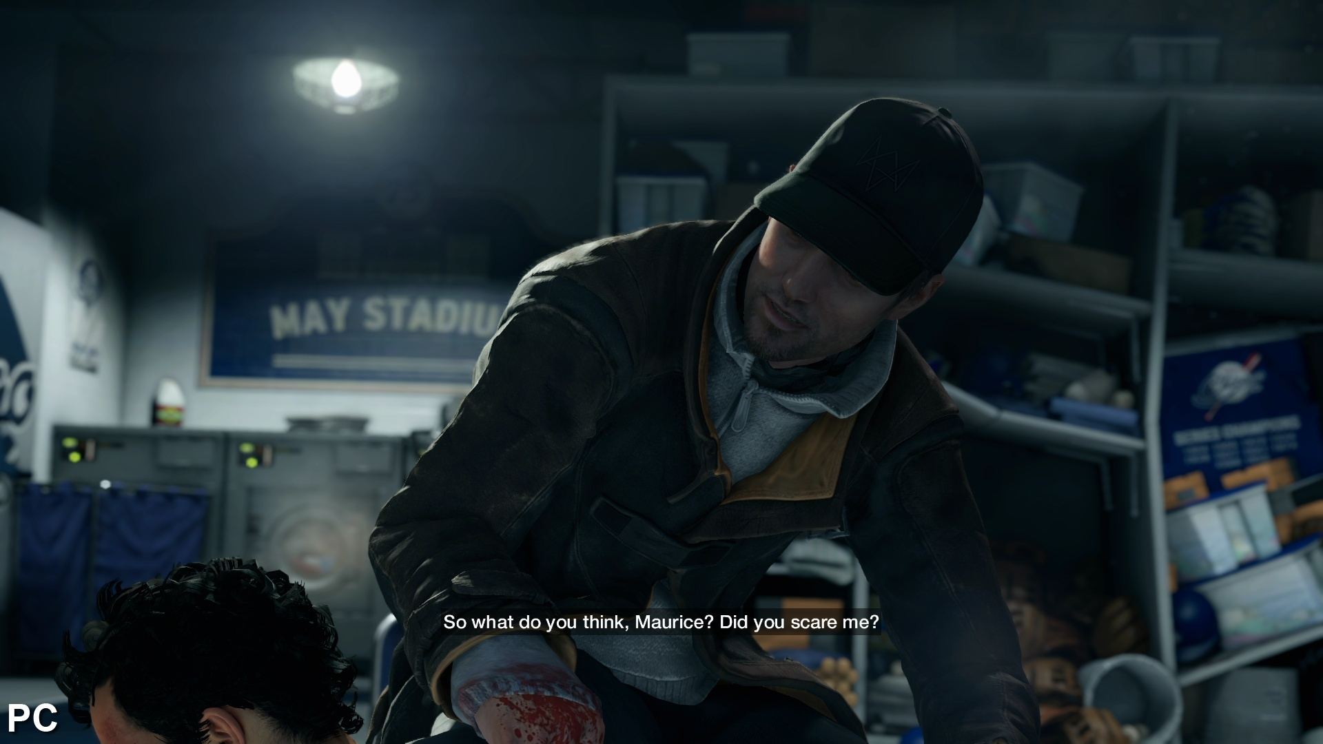 Watch Dogs  Rich Area
