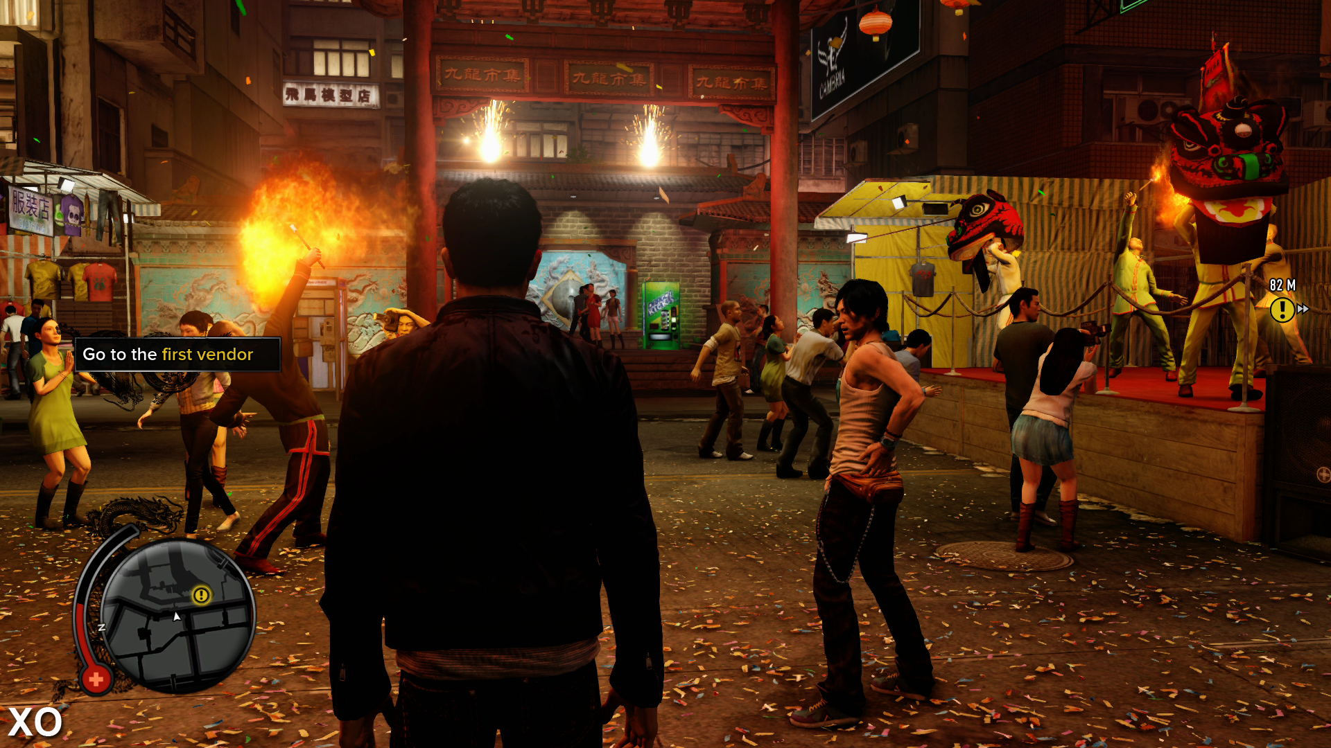 Sleeping Dogs Difference Between Definitive Edition