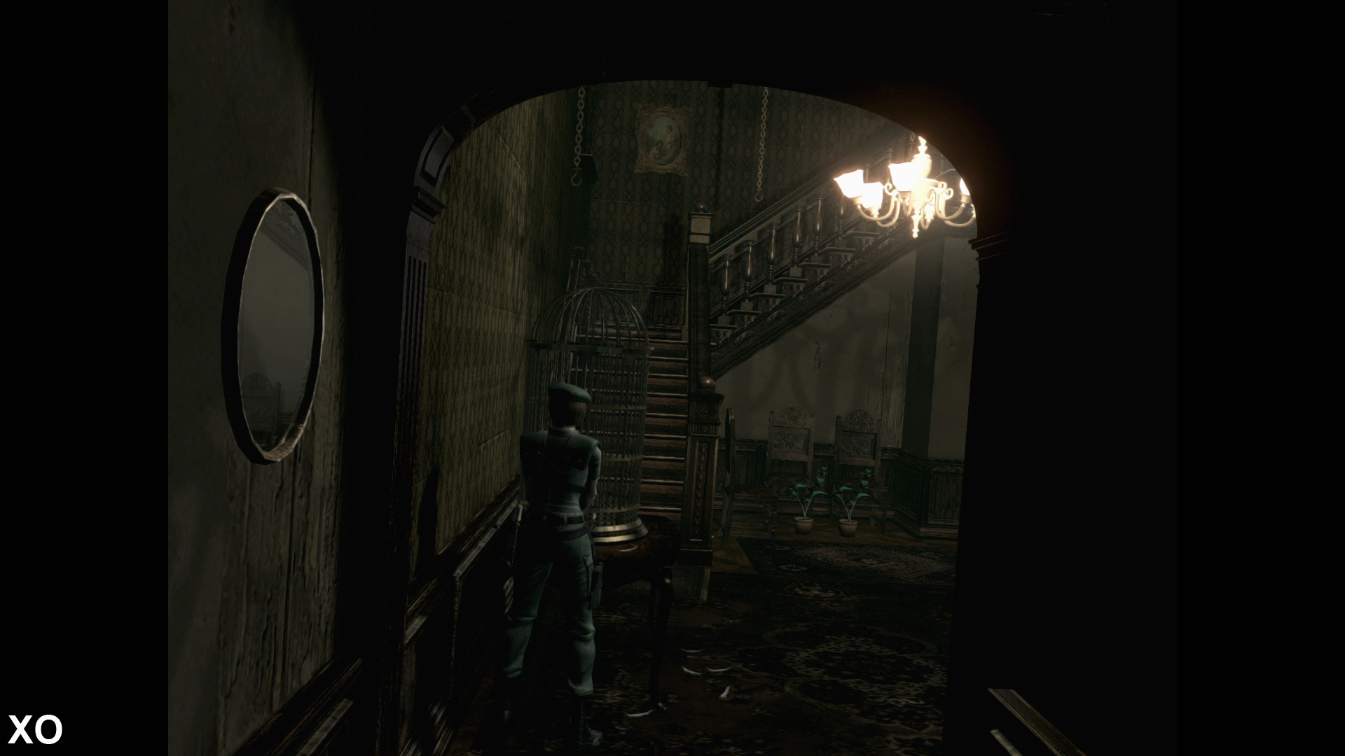 Face Off Resident Evil Hd Remaster