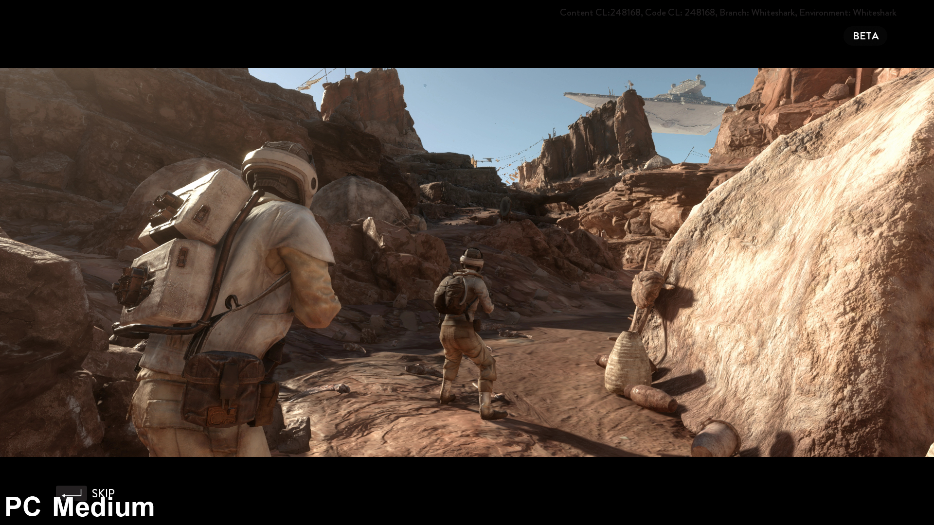 Performance Analysis Star Wars Battlefront Beta On Ps4