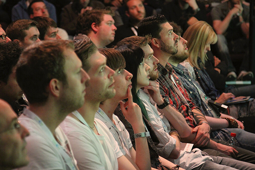 GameHorizon is one of the UK's biggest gaming events: drawing fans and developers from all across the world.