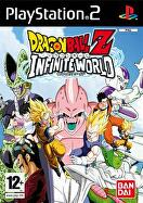 Dragon Ball Z: Infinite World packshot