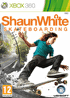 Packshot for Shaun White Skateboarding on Xbox 360
