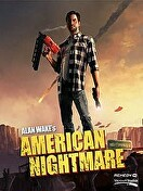 Alan Wake's American Nightmare packshot