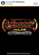 Dungeons & Dragons Online: Menace Of The Underdark packshot