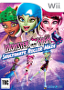 Packshot for Monster High Skultimate Roller Maze on Wii
