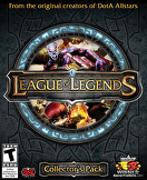 League of Legends packshot
