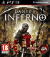 Packshot for Dante's Inferno on PlayStation 3