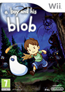 A Boy and His Blob packshot