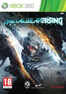 Metal Gear Solid: Rising packshot
