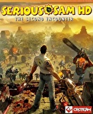 Serious Sam HD: The Second Encounter packshot