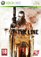 Packshot for Specs Ops: The Line on Xbox 360