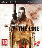 Packshot for Specs Ops: The Line on PlayStation 3