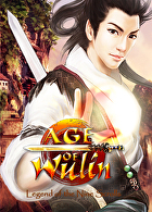 Packshot for Age of Wulin on PC