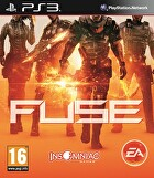 Packshot for Fuse on PlayStation 3