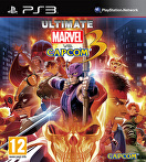 Ultimate Marvel vs Capcom 3 packshot