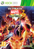 Packshot for Ultimate Marvel vs Capcom 3 on Xbox 360