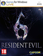 Packshot for Resident Evil 6 on PC