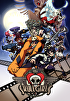 Packshot for Skullgirls on Xbox 360