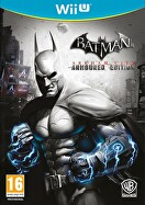 Batman: Arkham City - Armored Edition packshot