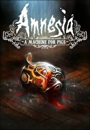 Amnesia: A Machine for Pigs packshot