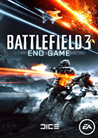 Packshot for Battlefield 3: End Game on Xbox 360