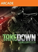 Takedown: Red Sabre packshot
