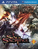 Soul Sacrifice packshot
