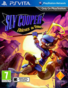 Packshot for Sly Cooper: Thieves in Time on PlayStation Vita