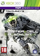 Splinter Cell: Blacklist packshot