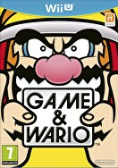 Game & Wario packshot