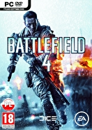 Battlefield 4 packshot