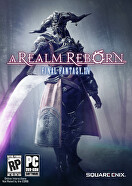 Final Fantasy 14: A Realm Reborn packshot