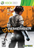 Packshot for Remember Me on Xbox 360