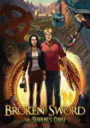 Broken Sword: The Serpent's Curse packshot