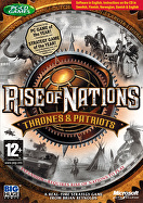 Rise of Nations: Thrones and Patriots packshot