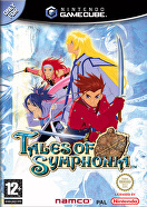 Tales of Symphonia packshot