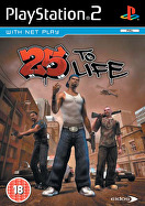 25 to Life packshot