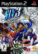 Sly 3: Honor Among Thieves packshot
