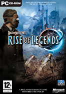Rise of Nations: Rise of Legends packshot