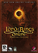The Lord of the Rings Online: Shadows of Angmar packshot
