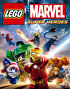 Packshot for LEGO Marvel Super Heroes on DS
