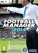 Football Manager 2014 packshot