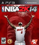 NBA 2K14 packshot