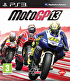 Packshot for MotoGP 13 on PlayStation 3