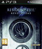 Packshot for Resident Evil: Revelations on PlayStation 3